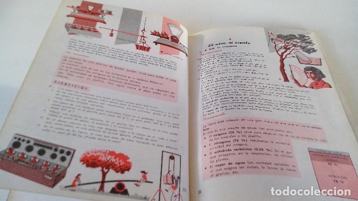 Libros de segunda mano: CIENCIAS DE LA NATURALEZA-SM-LEGORBURU IGARTUA-1964 - Foto 7 - 115730395