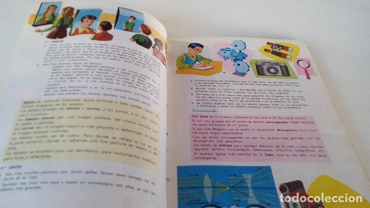 Libros de segunda mano: CIENCIAS DE LA NATURALEZA-SM-LEGORBURU IGARTUA-1964 - Foto 9 - 115730395