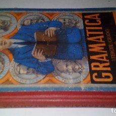 Libros de segunda mano: GRAMATICA-TERCER GRADO-EDITORIAL LUIS VIVES-1960. Lote 115730791