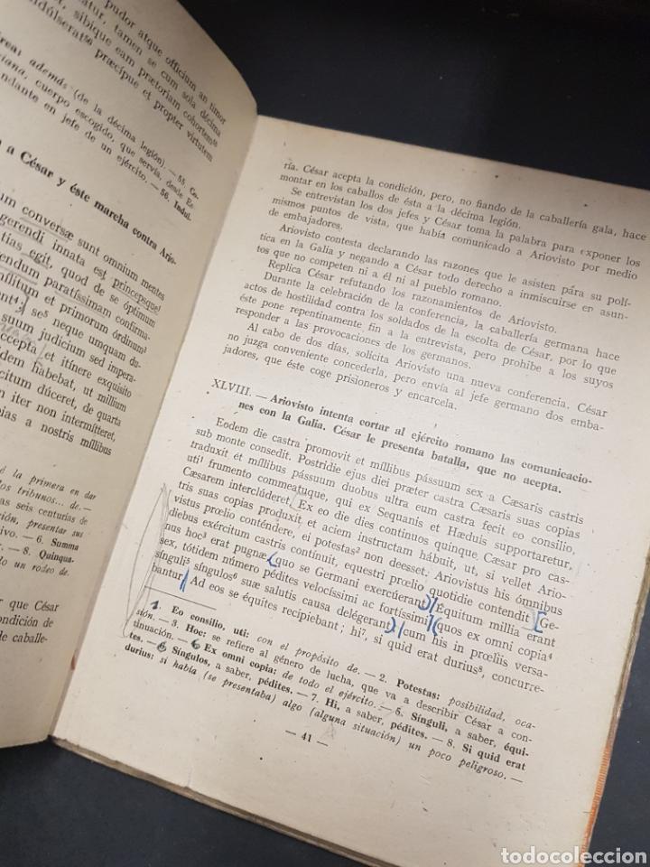 Libros de segunda mano: Lengua latina - tercer curso - editorial luis vives - tdk143 - Foto 3 - 115885483