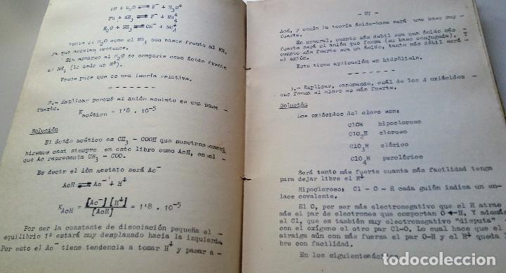 Libros de segunda mano: PROBLEMAS E QUIMICA - Foto 3 - 116138499