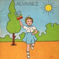 Libros de segunda mano: ÁLVAREZ : MI CARTILLA TERCERA PARTE (MIÑÓN, 1964) . Lote 116445255