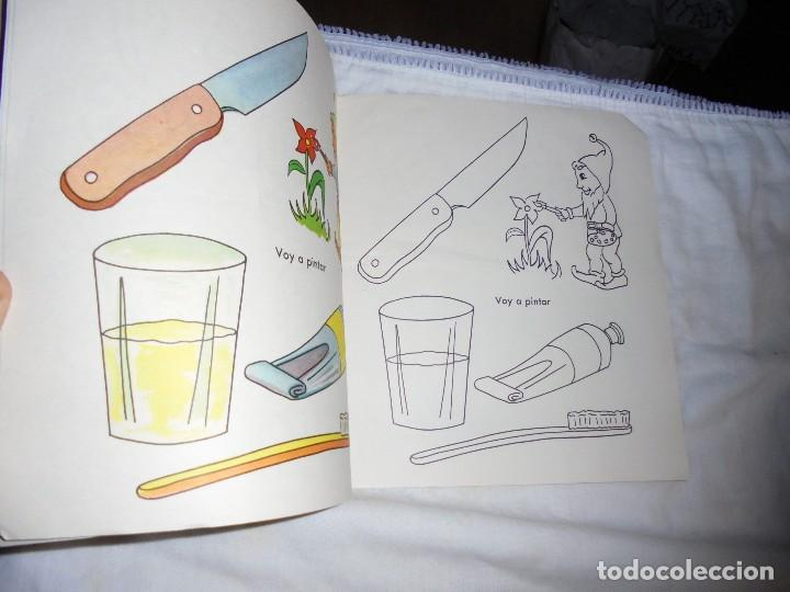 cuaderno para colorear.dibujos y colores .edito - Comprar Libros de ...