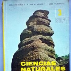 Second hand books - Ciencias naturales 3 bup edelvives 1977 - 116864459