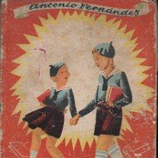 Libros de segunda mano: ANTONIO FERNANDEZ - ENCICLOPEDIA PRÁCTICA GRADO PREPARATORIO (SALVATELLA, 1949). Lote 117460199