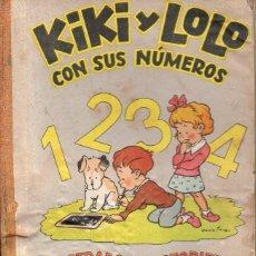 Libros de segunda mano: BENEJAM : KIKI Y LOLO (ROMA, S. F.). Lote 117674335