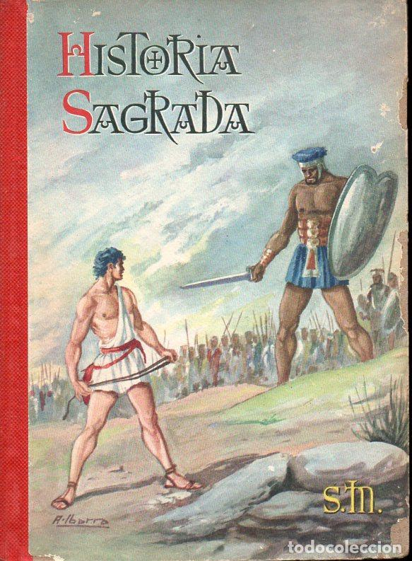 historia sagrada cuarto grado s. m. (1961) tapa - Comprar Libros de ...