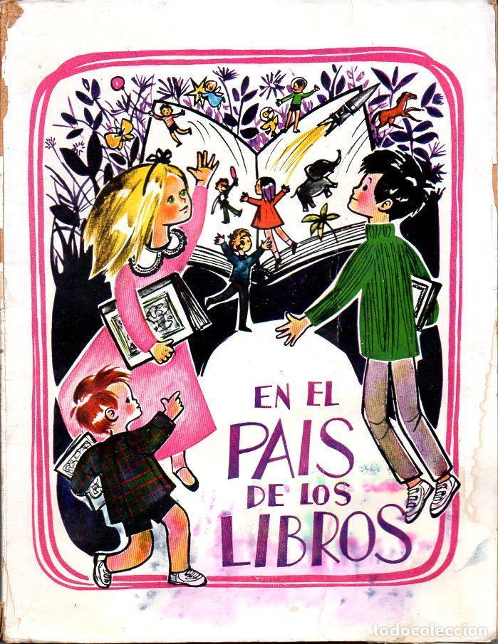 EN EL PAÍS DE LOS LIBROS (VEDRUNA, 1966) (Libros de Segunda Mano - Libros de Texto )