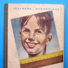 Libros de segunda mano: VIDA Y MEDIDA. LECTURAS DIDÁCTICAS. EDICIONES AFRODISIO AGUADO, MADRID, 1940. Lote 117727483