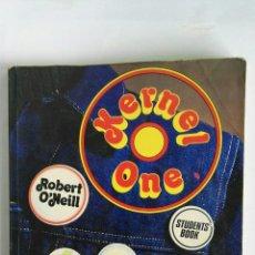 Libros de segunda mano: KERNEL ONE STUDENT'S BOOK LIBRO INGLÉS. Lote 118651450
