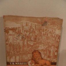 Libros de segunda mano: RESUMEN DE HISTORIA DE ESPAÑA. TERCER GRADO DALMAU CARLES PLA. GERONA - MADRID, 1951. Lote 118733871