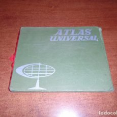 Libros de segunda mano: ATLAS UNIVERSAL EDELVIVES 1967. Lote 119152527