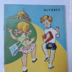 Libros de segunda mano: ESCUELA ENSEÑANZA - MI CARTILLA CUARTA PARTE ÁLVAREZ MIÑON 1965. Lote 155681905