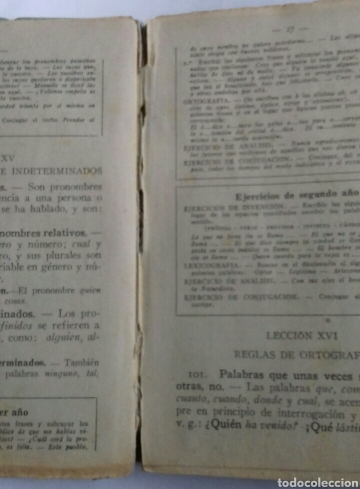 Libros de segunda mano: Enciclopedia Grado Elemental - Foto 4 - 120315684
