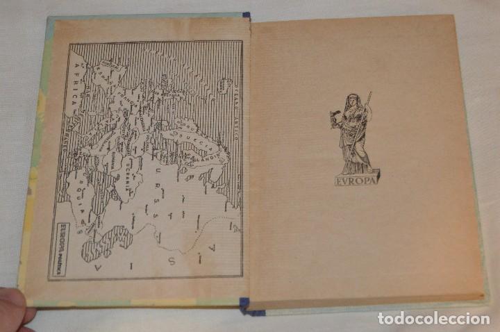 Gebrauchte Bücher: ANTIGUO LIBRO DE TEXTO - EUROPA - SEGUNDO MANUSCRITO - DALMÁU CARLES, PLA - AÑOS 60 - HAZME UNA OFER - Foto 5 - 120508735