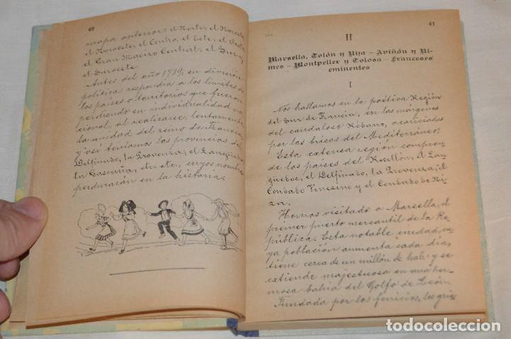 Gebrauchte Bücher: ANTIGUO LIBRO DE TEXTO - EUROPA - SEGUNDO MANUSCRITO - DALMÁU CARLES, PLA - AÑOS 60 - HAZME UNA OFER - Foto 8 - 120508735