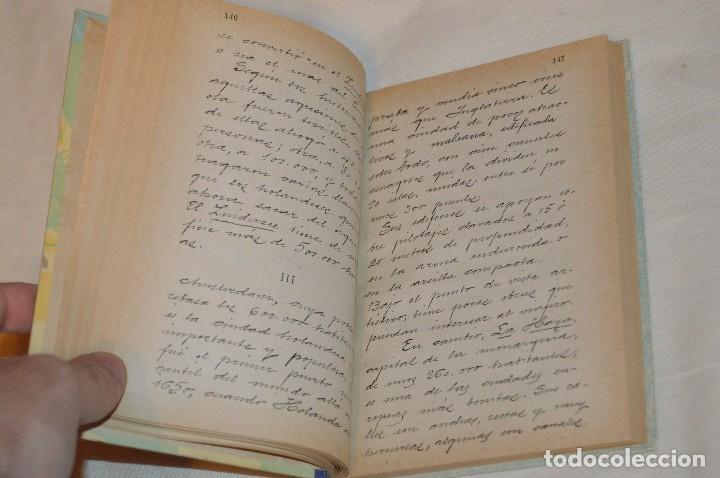 Gebrauchte Bücher: ANTIGUO LIBRO DE TEXTO - EUROPA - SEGUNDO MANUSCRITO - DALMÁU CARLES, PLA - AÑOS 60 - HAZME UNA OFER - Foto 9 - 120508735