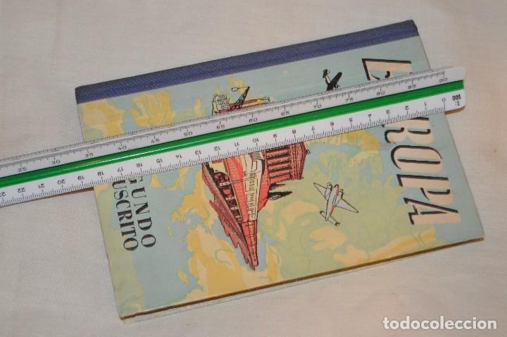 Gebrauchte Bücher: ANTIGUO LIBRO DE TEXTO - EUROPA - SEGUNDO MANUSCRITO - DALMÁU CARLES, PLA - AÑOS 60 - HAZME UNA OFER - Foto 11 - 120508735