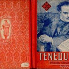 Libros de segunda mano: TENEDURÍA PRIMER GRADO EDELVIVES (1949). Lote 121197747
