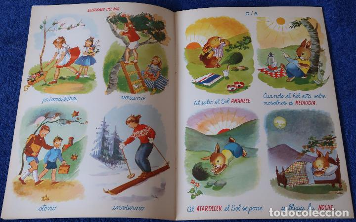 Libros de segunda mano: Geografía Infantil - Ediciones Betis (1960) - Foto 2 - 121483423