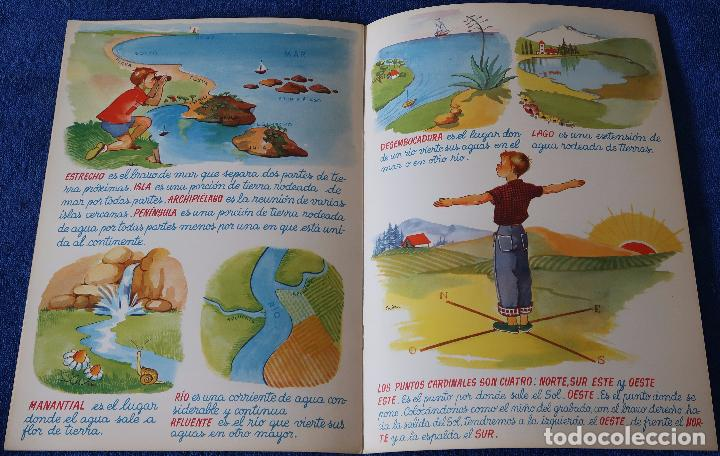 Libros de segunda mano: Geografía Infantil - Ediciones Betis (1960) - Foto 3 - 121483423