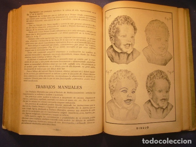 Gebrauchte Bücher: ANTONIO ALVAREZ: - ENCICLOPEDIA INTUITIVA -SINTETICA - PRACTICA. TERCER GRADO - (ZAMORA, 1954) - Foto 5 - 122199727