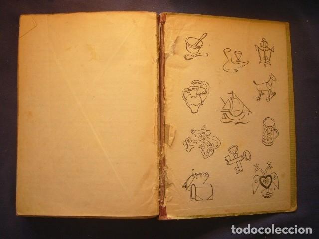 Gebrauchte Bücher: ANTONIO ALVAREZ: - ENCICLOPEDIA INTUITIVA -SINTETICA - PRACTICA. TERCER GRADO - (ZAMORA, 1954) - Foto 6 - 122199727
