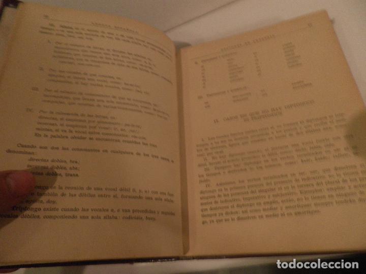 Libros de segunda mano: Practicas de analisis gramatical, Luis Miranda Podadera, Burgos, 1939 - Foto 6 - 209036962