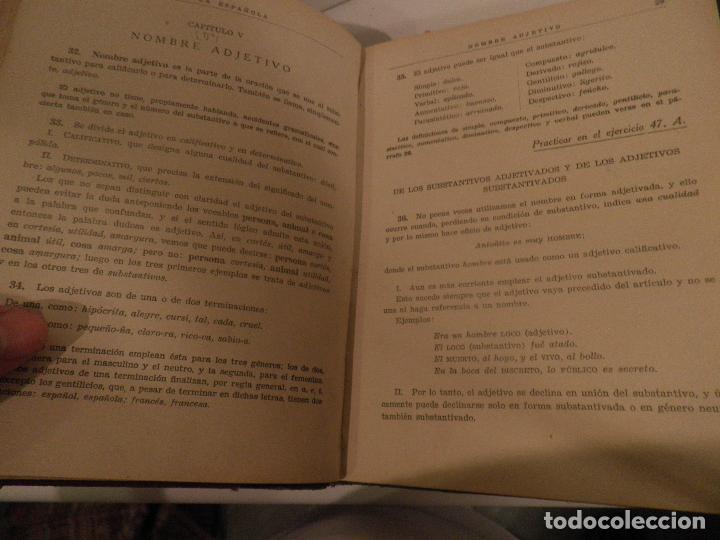 Libros de segunda mano: Practicas de analisis gramatical, Luis Miranda Podadera, Burgos, 1939 - Foto 7 - 209036962