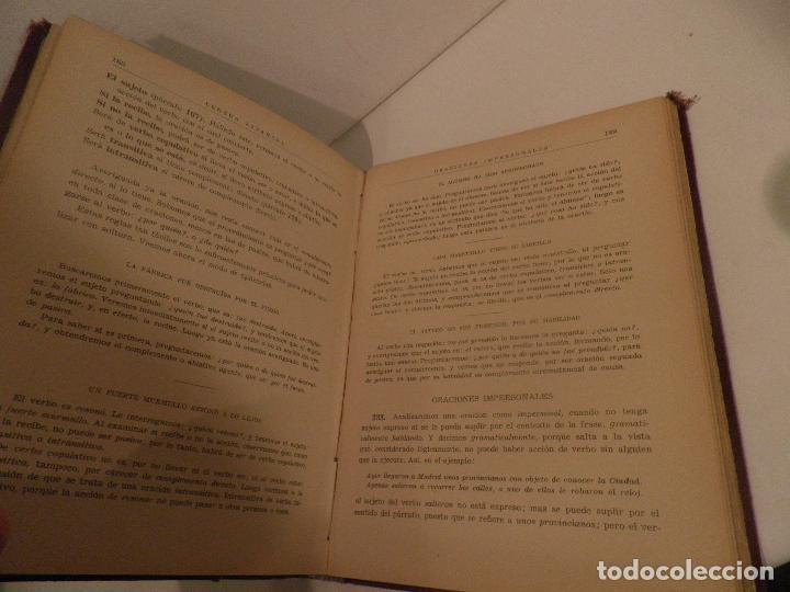 Libros de segunda mano: Practicas de analisis gramatical, Luis Miranda Podadera, Burgos, 1939 - Foto 11 - 209036962