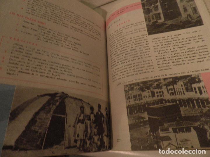 Libros de segunda mano: LIBRO DE TEXTO - GEOGRAFÍA UNIVERSAL - 2° CURSO - ANTONIO M. ZUBIA - SM 1964 - Foto 11 - 122234263