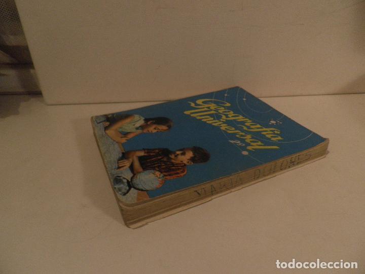 Libros de segunda mano: LIBRO DE TEXTO - GEOGRAFÍA UNIVERSAL - 2° CURSO - ANTONIO M. ZUBIA - SM 1964 - Foto 15 - 122234263