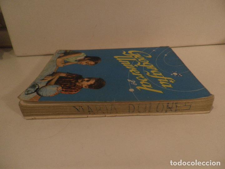 Libros de segunda mano: LIBRO DE TEXTO - GEOGRAFÍA UNIVERSAL - 2° CURSO - ANTONIO M. ZUBIA - SM 1964 - Foto 16 - 122234263