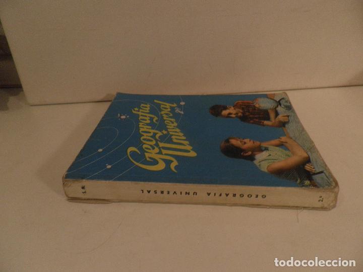 Libros de segunda mano: LIBRO DE TEXTO - GEOGRAFÍA UNIVERSAL - 2° CURSO - ANTONIO M. ZUBIA - SM 1964 - Foto 18 - 122234263