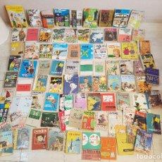 Libros de segunda mano: LOTE 83 ANTIGUO LIBRO DE TEXTO O ESCUELA AÑO 60-70 LECTURAS RAYAS SM LUIS VIVES SANTILLANA ANAYA. Lote 84222216
