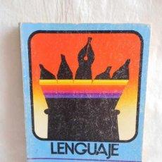 Libros de segunda mano: M69 LIBRO DE TEXTO, LENGUAJE 5º. ANAYA. EGB. 1982. Lote 124213531