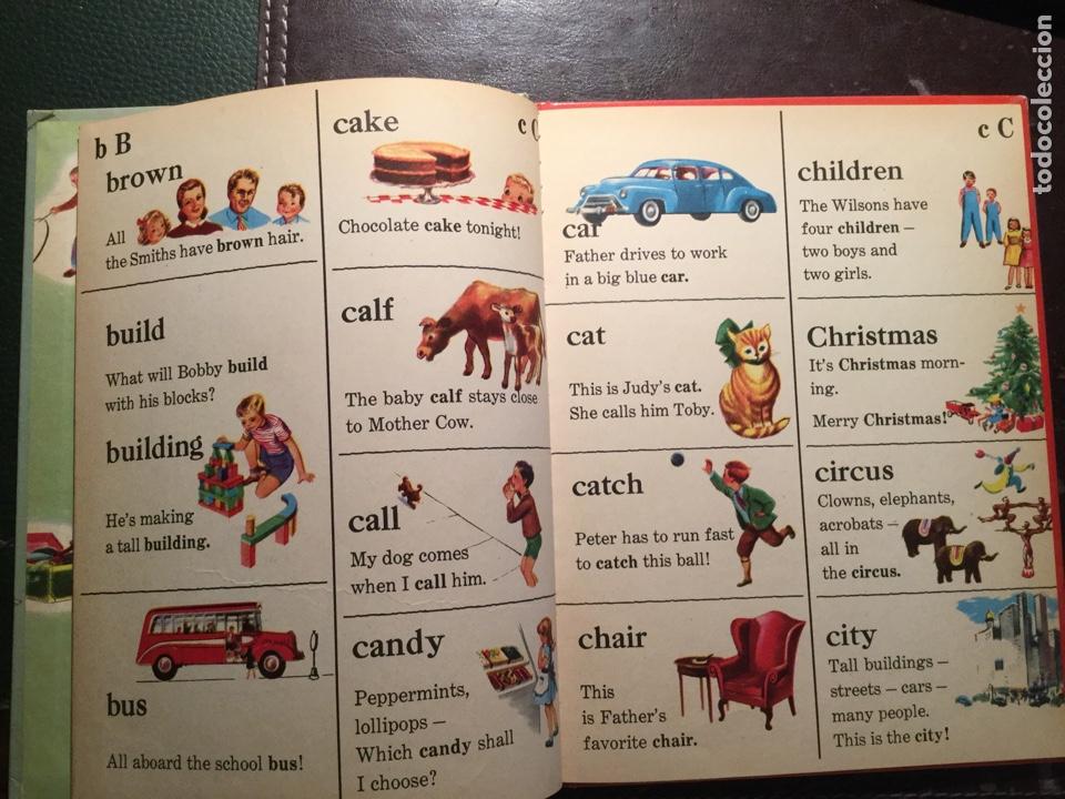 Libros de segunda mano: A child' s First Picture Dictionary. New York. 1948 - Foto 3 - 124223379