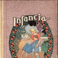 Libros de segunda mano: DALMAU CARLES : INFANCIA LIBRO SEGUNDO (1941) COMO NUEVO. Lote 124240027