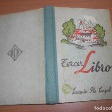 Libros de segunda mano: JOAQUIN PLA CARGOL TERCER LIBRO DALMAU CARLES GERONA. Lote 124647675