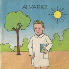 Libros de segunda mano: MI CARTILLA CUARTA PARTE POR ALVAREZ A. 1963. Lote 125260979