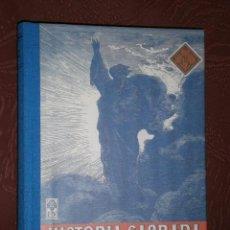 Libros de segunda mano: HISTORIA SAGRADA DE SEGUNDO GRADO POR EDITORIAL LUIS VIVES EDELVIVES EN BARCELONA 2007 FACSÍMIL. Lote 125324171