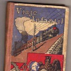 Second hand books - Viaje infantil Hijos de Santiago Rodríguez. Burgos. 187 páginas - 125408851