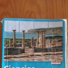 Libros de segunda mano: CIENCIAS SOCIALES: GEOGRAFÍA E HISTORIA 1º ESO ANDALUCIA EDITA OXFORD UNIVERSITY PRESS 2010. Lote 125438063