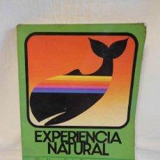 Libros de segunda mano: M69 LIBRO DE TEXTO CIENCIAS NATURALES ANAYA 4º EGB. AÑO 1982. . Lote 126985591
