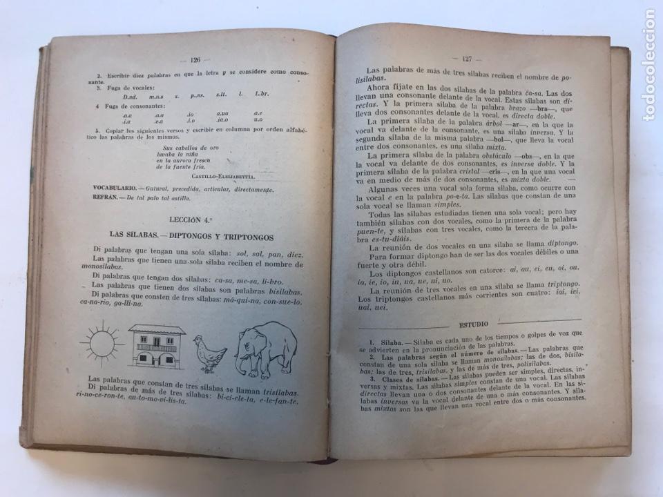 Libros de segunda mano: NUEVA ENCICLOPEDIA ESCOLAR.IMPRENTA HIJOS DE SANTIAGO RODRIGUEZ, 1954 - Foto 3 - 127211375