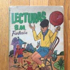 Libros de segunda mano: LECTURAS SM FANTASIA. Lote 127474491