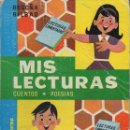 Libros de segunda mano: BEGOÑA BILBAO : MS LECTURAS SEGUNDO CURSO (HIJOS DE SANTIAGO RODRÍGUEZ, BURGOS, 1969). Lote 127496987