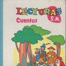 Libros de segunda mano: LECTURAS S.M. 1966 - CUENTOS. Lote 127497655
