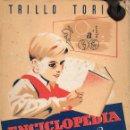 Libros de segunda mano: TRILLO TORIJA : ENCICLOPEDIA DEL PÁRVULO (AFRODISIO AGUADO S.F.). Lote 127498507
