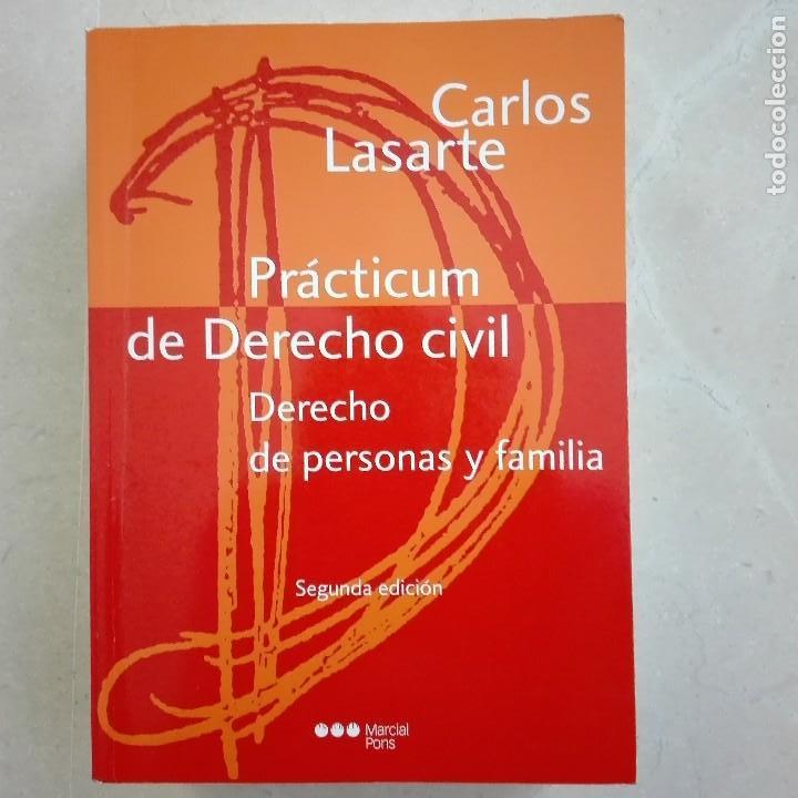Derecho En La Uned Carlos Lasarte Buy Textbooks At Todocoleccion 127656335